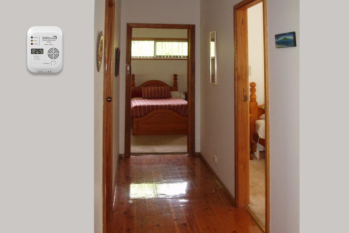 Hallway-CO alarm